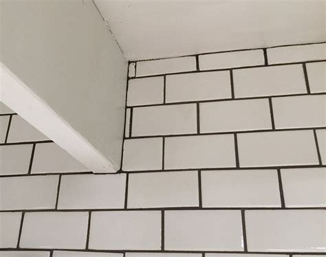 laundry room subway tile grout tips tricks
