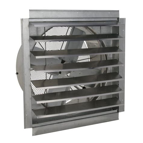 home depot vent fan ventamatic 24 in 4100 cfm wall mount industrial exhaust