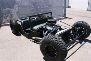 Jeep Rat Rod