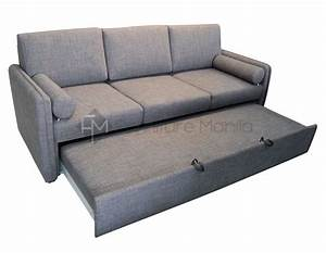 convertible sofa bed philippines okaycreationsnet With pull out sofa bed philippines