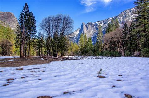 Yosemite National Park California United States The