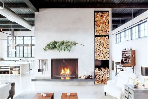 industrial sleek loft living  portland cococozy