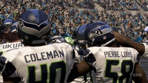 madden nfl  divisional playoffs seattle seahawks