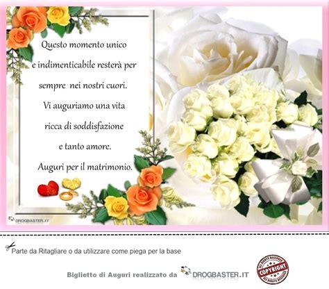 67ebb6fedb2c Auguri Matrimonio Da Stare Gratis Biglietto Auguri 50 Anni Di Matrimonio  Frasi Di Auguri Per Con