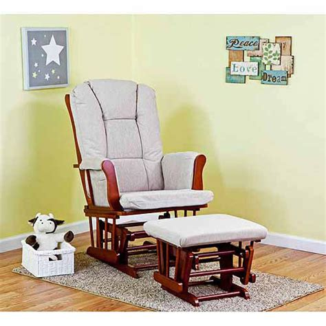 tan glider with ottoman dream on me charleston glider and ottoman cherry and tan