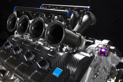 Volvo Shows 5.0-liter V8 Engine For Australian V8 Supercar