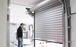 Storexpert specialiste motorisation fermeture alpes for Porte de garage enroulable jumelé avec la porte blindée