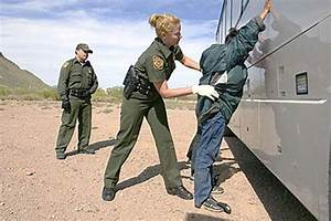 Report urges changes at U.S. Border Patrol