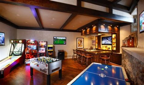 popular video game room ideas feel  awesome