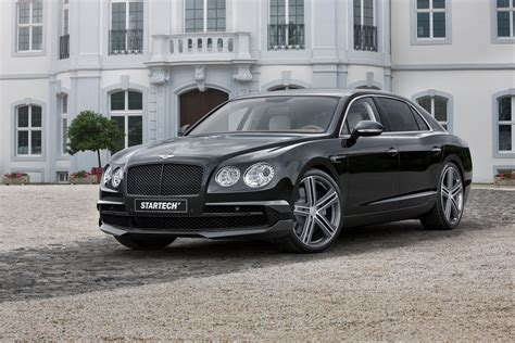 startech infuses  continental flying spur