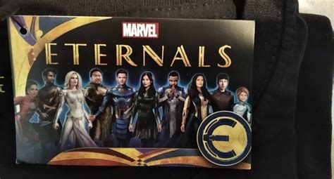"PHOTO: New ""Eternals"" Promo Art Gives First Look at New ..."