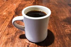 Free, Stock, Photo, Of, White, Mug, Of, Coffee, On, Wood, Table