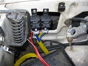 Jeep Cherokee Headlight Wiring Harness Upgrade