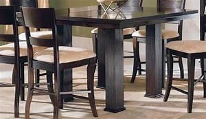 Table Bar But : homelegance paradise counter height table with one leaf 779 36 ~ Teatrodelosmanantiales.com Idées de Décoration