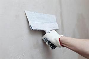 Wie Lange Muss Wandfarbe Trocknen : spachteln welche trockenzeit ist einzuhalten ~ Watch28wear.com Haus und Dekorationen