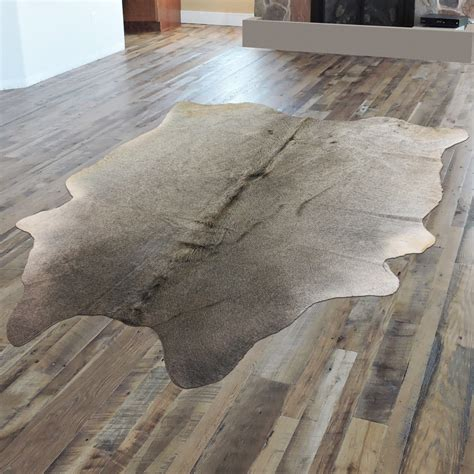 skin rug with grey white cowhide rug gray cowhide rug leather area cow