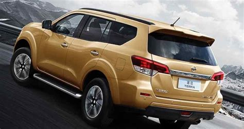 Nissan Terra Hd Picture by 2019 Nissan Terra Price Specs Redesign Engine
