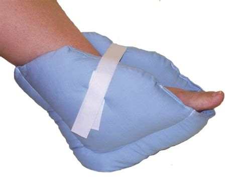 fiber filled heel protectors essential medical supply
