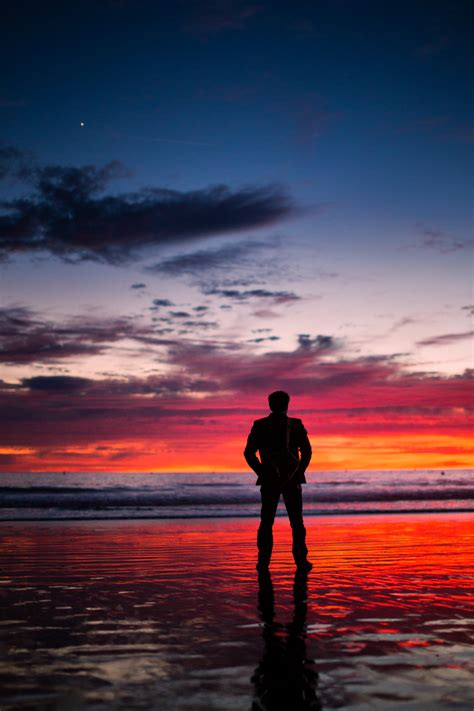 Tutorial Simple Sunset Portraits The Photon Collective