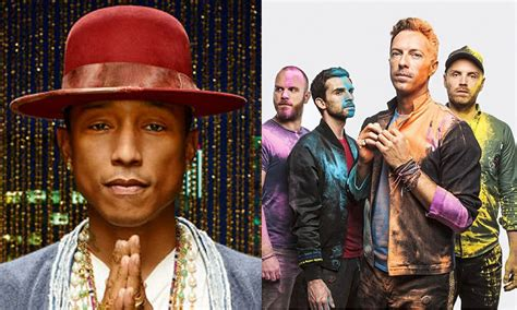 Pharrell And Coldplay Have Released A New