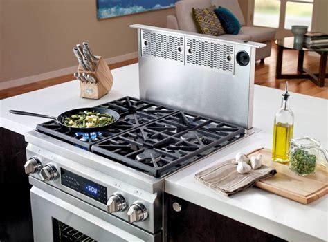 kitchen island exhaust hoods wshg today 39 s appliance options tips on selecting