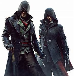 Jacob & Evie - Characters & Art - Assassin's Creed ...