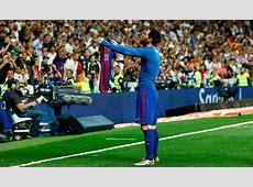 TrikotJubel Was Messi kann, kann Ronaldo auch REAL TOTAL