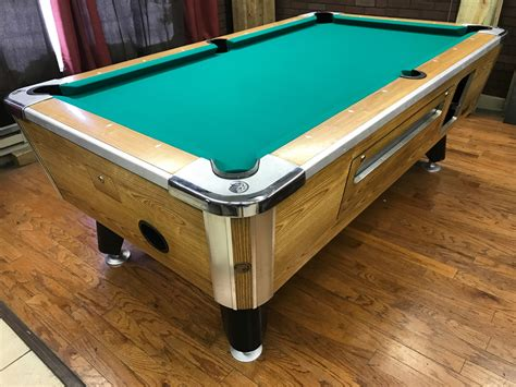 coin op pool table table 060117 valley used coin operated pool table used