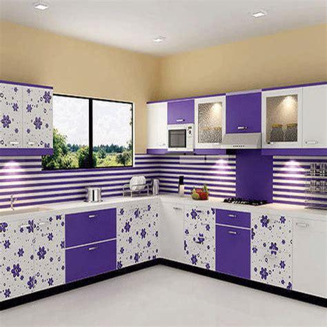 kitchen trolley design photos مطابخ الوميتال برسم 3d وأشكال متنوعة على درف المطبخ الوميتال 6332