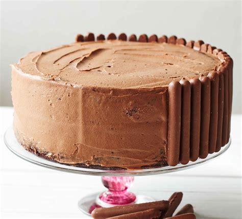 chocolate fudge icing recipe bbc good food