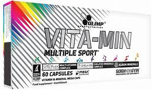 Olimp - Supplements Vita-min Multiple Sport - 60 Caps