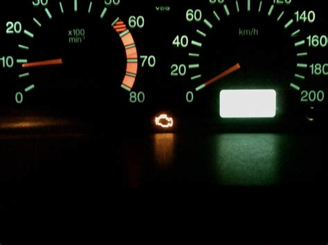 Hyundai Malfunction Indicator Light
