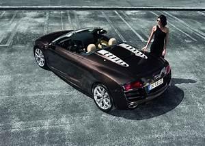 2011 Audi R8 5 2 Spyder Quattro V10 Let You Hear Song Of