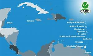 Country Offices – Caribbean Agricultural Research ...