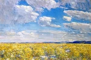 Afternoon Sky, Harney Desert, 1908 - Childe Hassam ...