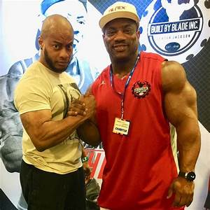 Mrolympia08 Dexter  U0026quot The Blade U0026quot  Jackson Is One Of The Most