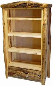 Rustic, Bookcase, Plans, Pdf, Woodworking
