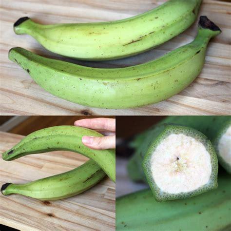 cuisiner des bananes j 39 ai testé les légumes exotiques fitnessfriandises fr
