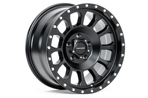 pro comp wheels and tires 5034 78573 pro comp series 34 rockwell wheel in satin black for jeep