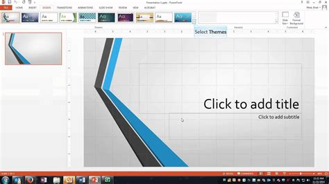 Downloading Themes For Office 2013