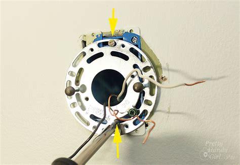 installing a wall light fixture box pinotharvest