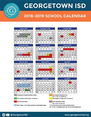 district calendars district calendar