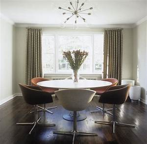 Table Ronde Ou Rectangulaire : table sejour ronde table de salle a manger rectangulaire maisonjoffrois ~ Melissatoandfro.com Idées de Décoration