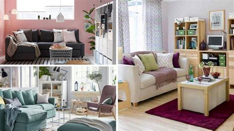 50 Small Living Room Design Ideas IKEA Living room