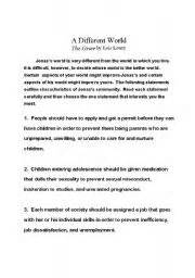 giver essay the giver essay questions research paper history of  the giver essay questions research paper history of computers the masque of the red death essay