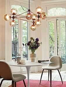 Table Pied Tulipe : une table tulipe pour votre int rieur moderne ~ Teatrodelosmanantiales.com Idées de Décoration
