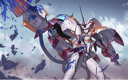 Darling Franxx Anime Strelizia Desktop Zero Wallpapers
