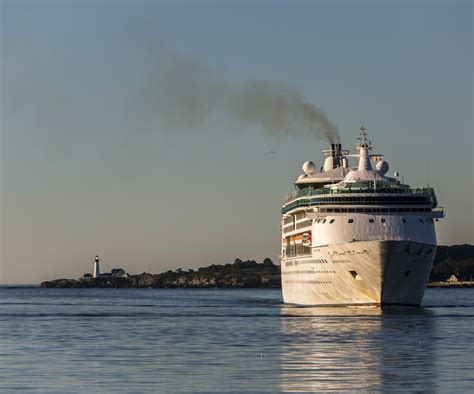 How Do Cruise Ships Stack Up In Environmental Impact? - The Portland Press Herald / Maine Sunday ...