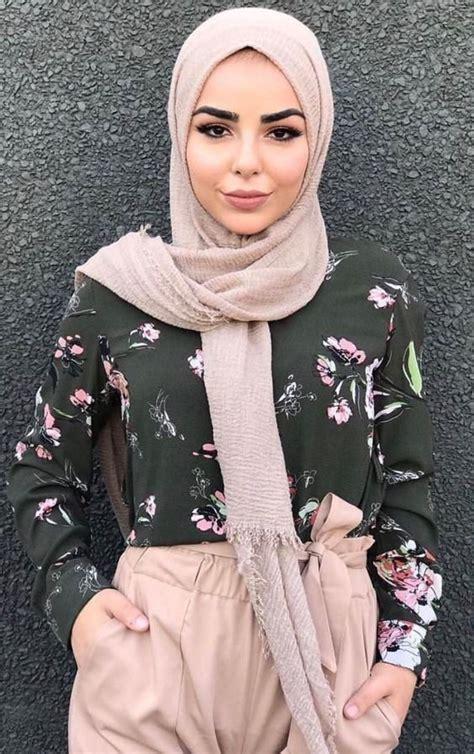 Just An Amazing Great Hijab Fashion Style Fashionre