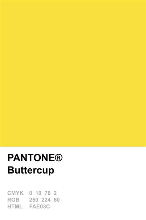 pantone 2016 buttercup žuto lemon zest buttercup